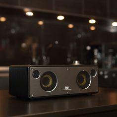 GGMM®M3 Enceinte Bluetooth WiFi- AirPlay Speaker Corps en Bois 30W Stéréo 2.0 -Support Spotify et Multi-Room - Hi Fi Musique Parfaite Dans une Distance 10-50 Mètres https://www.amazon.fr/GGMM®M3-Enceinte-Bluetooth-Support-Multi-Room/dp/B01A0NQ59G?ie=UTF8&*Version*=1&*entries*=0