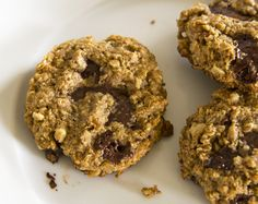 nicole's fabulously nutty chocolate chip cookies