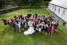 Wedding at Barony Castle Scotland