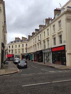 Urban Wandering - Formosa Street, London W9 #psychogeography