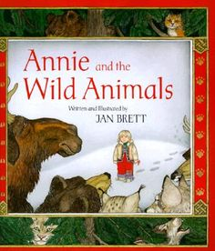 our fav Jan Brett book