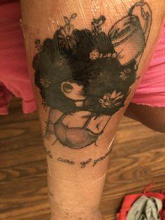 Take care of yourself. #selfcare #loveyourself #reminder Girly Tattoos, Dope Tattoos, Dream Tattoos, Pretty Tattoos, Future Tattoos, Beautiful Tattoos, Body Art Tattoos, Sleeve Tattoos, Tatoos