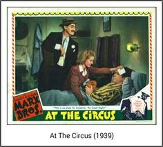 At The Circus Lobby Card (1939)