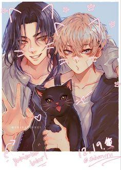 Anime Naruto, Otaku Anime, Anime Guys, Fanart Manga, Tokyo Ravens, Handsome Anime, Fanarts Anime, Cute Anime Character, Animes Wallpapers