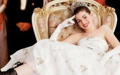 O Diario da Princesa_ Eu amo esse filme, com certeza amaria ter uma amiga biruta como a Lily.