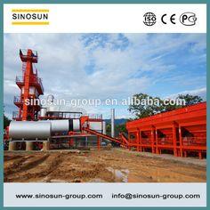 120t/h China manufacturer asphalt mixing plant for sale