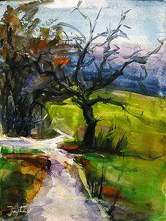 Jurij Frey: Herbsttag