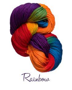 Lorna's Laces - Shepherd Sport (in Rainbow)