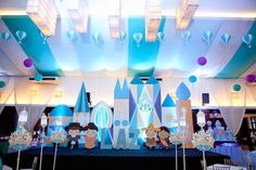 Disney movies may be a very popular party theme, but how about something inspired by a classic Disneyland ride? We absolutely love this unique idea centered around the It's A Small World ride, and Party Magic styled the event so wonderfully! We're sure that both the kids and adults had the grandest time! So whether you…