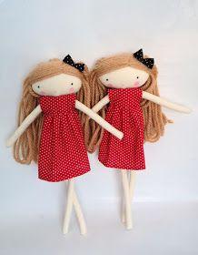 las sandalias de ana: Twins - gemelas