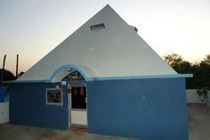 Satya Lakshmana Pyramid Meditation Center http://pyramidseverywhere.org/pyramids-directory/pyramids-in-andhra-pradesh/coastal-andhra/east-godavari-district