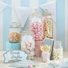 Sweet/Candy table