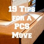 You have PCS orders in hand and now it's time to prepare for the move. Follow these important tips for Army PCS moves.