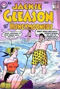 Jackie Gleason and the Honeymooners Vol 1 #7 July, 1957