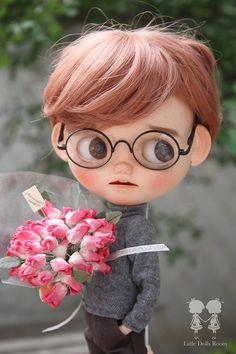 Robin Boy.   My Blythe Boy.   Natt S.   Flickr