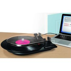 ION: Quick Play USB Turntable