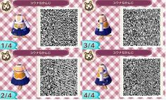 A Collection of Cute QR Codes (fuckyea3ds: Kingdom Hearts/ Final Fantasy)