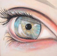 Sea of emotions  Acrílico sobre tela  Pintura: Manuel Couto