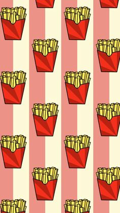 Wallpaper papas fritas y mas Wallpaper french fries and