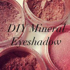 Amazing DIY Eyeshadow recipe!!!!