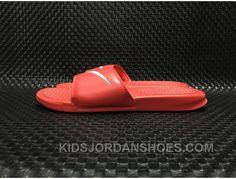 NIKE Benassi Jdi Leather Slide Sandals, Black. #nike #shoes #sandals | Nike  Men | Pinterest
