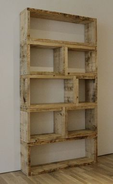 Things made out of old pallets are so cool