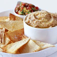 White Bean Dip with Herbs Recipe - Grace Parisi | Food & Wine