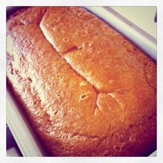 SCD Pumpkin Bread