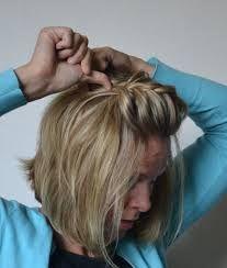 Resultado de imagem para penteado com tranca cabelo curto