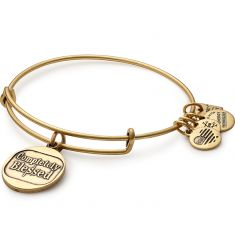Completely Blessed Charm Bangle | Blessings in a Backpack - gifts that also give to charity