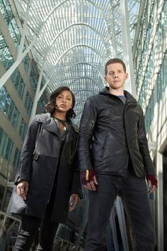 First look at the Minority Report TV show.