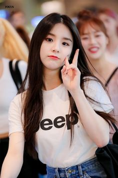 """Focus on on Twitter: """"19.08.02 #이달의소녀 #loona #희진 #전희진 #HeeJin @loonatheworld… """" These Girls, Cute Girls, Cool Girl, My Girl, South Korean Girls, Korean Girl Groups, Tmblr Girl, Olivia Hye, Ulzzang Girl"""