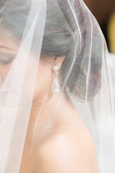 Elegant Southern Wedding Photoshoot