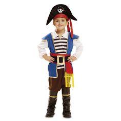 Disfraz de Pirata Jake Infantil #disfraces #carnaval #novedades2016