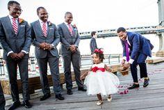 Real Wedding: Shara and Robert's Brooklyn Wedding by Farnaz K Studio - WeddingLovely Blog http://farnazk.com/blog/2014/09/published-wedding-lovely-shara-and-roberts-wedding/