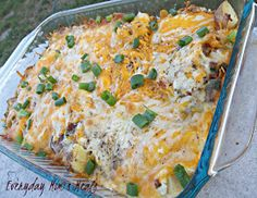 Everyday Mom's Meals: When It's Good, Make a Casserole
