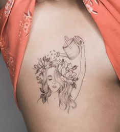 phoenix tattoos on back colorful Hair Tattoos, Flower Tattoos, Body Art Tattoos, Small Tattoos, Sleeve Tattoos, Cool Tattoos, Piercings, Piercing Tattoo, Self Love Tattoo