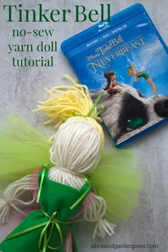 Easy yarn doll tutor