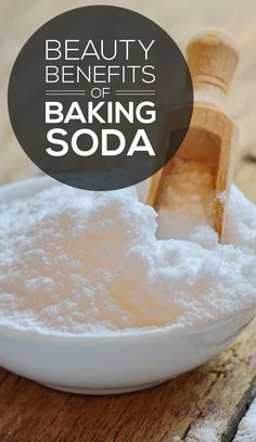 Baking soda has been