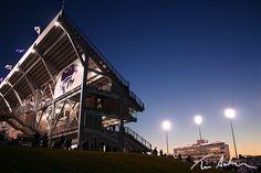 Bill Snyder Family Stadium  Kansas State University  Manhattan, Kansas