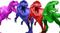 Color Dinosaurs Finger Family | Dinosaur Movies For Children | Colors Songs | Finger Family Rhymes http://youtu.be/QjHI9b8extw