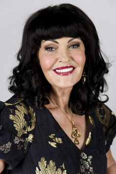 Hilary Devey - Entrepreneur and TV Personality