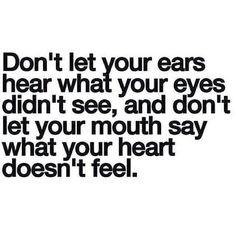 Good advice ❥