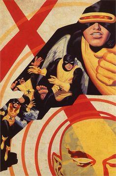 Geek thebaxterbuilding: The original X-Men by Steve Rude. Comic Book Artists, Comic Book Characters, Comic Artist, Comic Character, Marvel Characters, Marvel Comic Books, Comic Books Art, Marvel Comics, Marvel Xmen