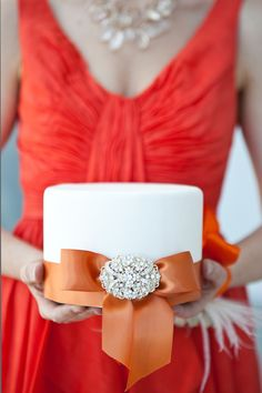 Photography: Jennifer Kathryn Photography - jenniferkathryn.com Event Styling: LoveBird Events - lovebirdevents.com Floral Design: Life Made Pretty - lifemadepretty.com  Read More: http://stylemepretty.com/2012/06/28/tangerine-tango-inspired-anniversary-photo-shoot-by-jennifer-kathryn-photography/