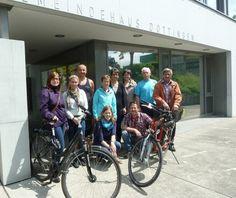 Mit dem Velo zur Arbeit Immenses Potential zum Energie sparen Gemeinde Döttingen