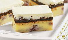 Koláč, ktorý ukrýva všetko: Maslový s polevou a čučoriedkami | DobreJedlo.sk