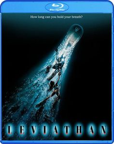 Body Count Rising: Leviathan (1989) - Blu-ray Review