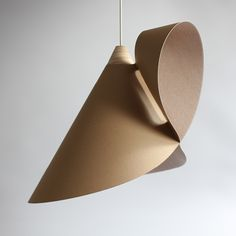 Chipboard light - Standard Socket subsidiary of Urbancase - this pendant is quirky and innovating Modern Light Fittings, Contemporary Light Fixtures, Modern Lighting, Lighting Design, Paper Light, Chipboard, Light Shades, Light Up, Ceiling Lights