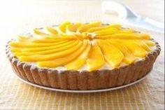Cours de cuisine : Tarte sablée à la mangue